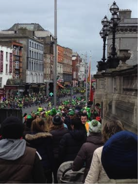 Paddy's Day Parade