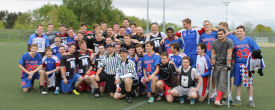 Inaugural Alumni Memorial Lax Tournament